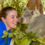 Pose With Koala